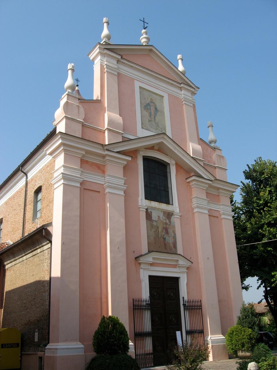 Chiesa di Gabbioneta